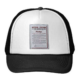 Official Station Hats