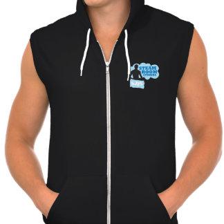 Official Steam Room Stories sleeveless hoodie