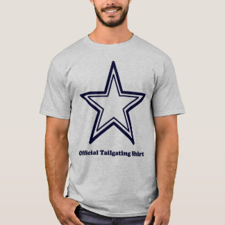 Official Tailgating Shirt - Star