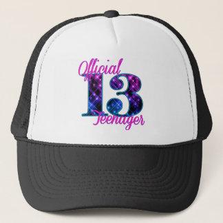 Official Teenager Trucker Hat