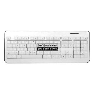 Official Theraider6 Wireless Keyboard