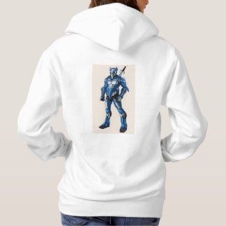 Official Tiger Hero Wolf character Hoodie
