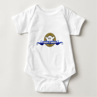 Official Toast the Ghost merchandise! Baby Bodysuit