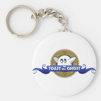 Official Toast the Ghost merchandise! Key Ring