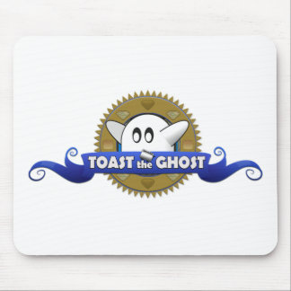 Official Toast the Ghost merchandise! Mouse Pad