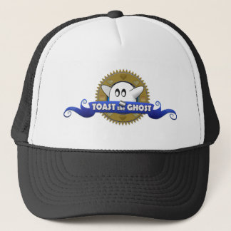 Official Toast the Ghost merchandise! Trucker Hat