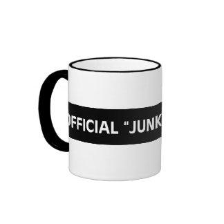 Official TSA Junk Inspector Light Ringer Mug