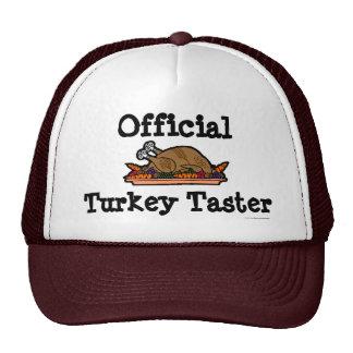 Official Turkey Taster Cap