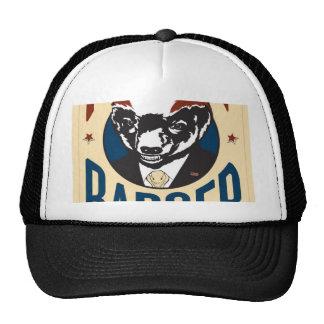 Official Vote Honey Badger 2012 T-Shirt Hat