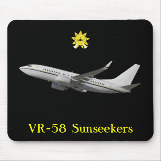 Official VR58 Sunseeker Mouse Pad