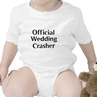 Official Wedding Crasher 1 T Shirts
