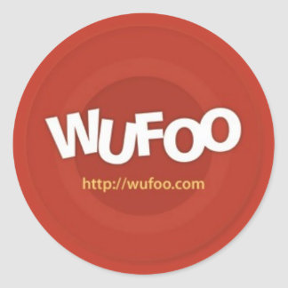 Official Wufoo Sticker