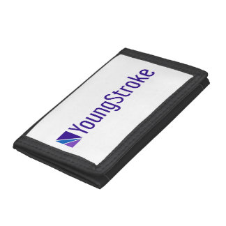 Official YoungStroke Logo Wallet