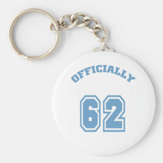 Officially 62 keychains