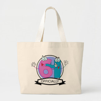 Officially 64 Birthday Banner Bags
