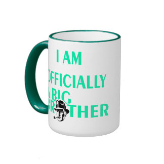 Officially Big Brother Coffee Mugs