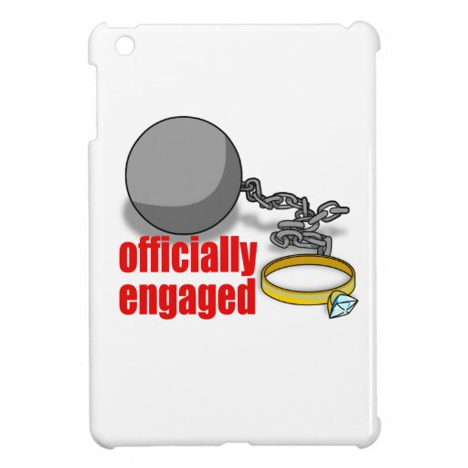 Officially Engaged iPad Mini Case