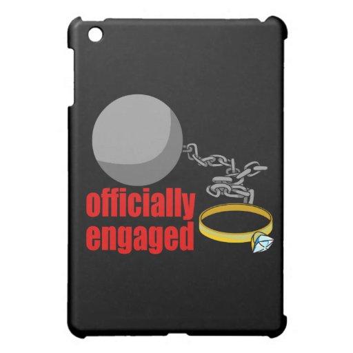 Officially Engaged Mini iPad Case iPad Mini Cases
