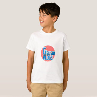 Offiicial Games Sushi Vlogs Shirt! T-Shirt