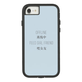 offline, feed girlfriend Case-Mate tough extreme iPhone 8/7 case