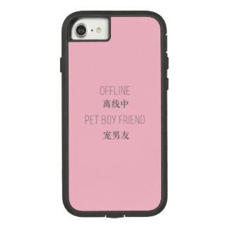 offline, pet boyfriend Case-Mate tough extreme iPhone 8/7 case