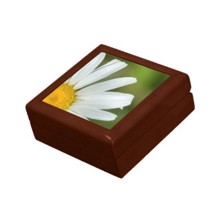 Offset Daisy Tile Keepsake Gift Box
