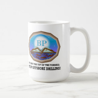 Offshore Drilling Coffee Mug