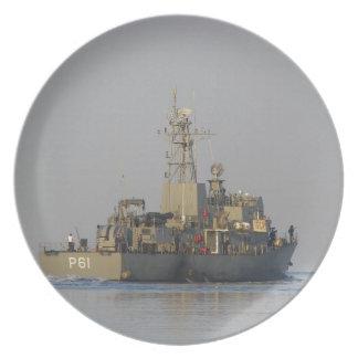 Offshore Patrol Boat Dinner Plate