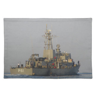 Offshore Patrol Boat Placemat