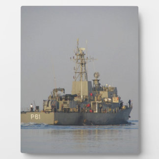 Offshore Patrol Boat Plaque