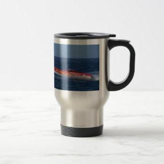 Offshore Powerboat Racing Travel Mug