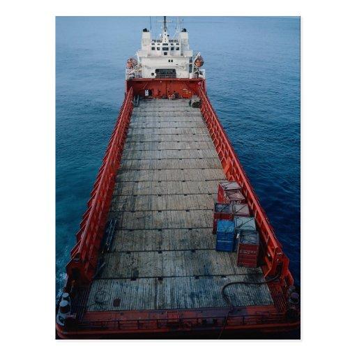 "Offshore supply ship ""Skanki Hav"", Norwegian secto Post Cards"