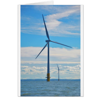 Offshore Wind Farm Card