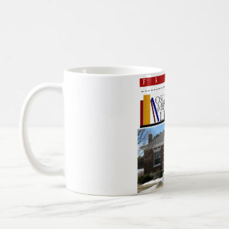 OFML Friends of the Library Mug