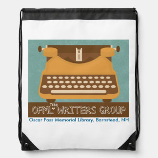 OFML Teen Writers Group Backpack