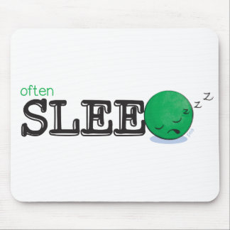 Often SleePEA Mouse Mat