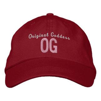 OG Original Goddess Personalized Adjustable Hat Baseball Cap