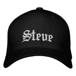 OG Steve Baseball Hat Embroidered Cap
