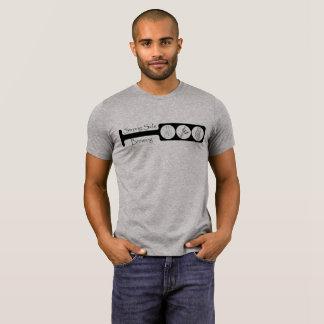 OG Strong Paddle - Black Logo T-Shirt