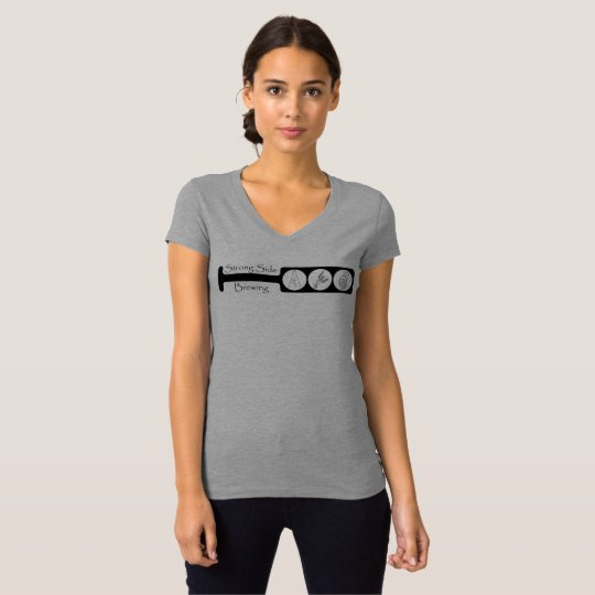 OG Strong Paddle Shirt - Black Logo -