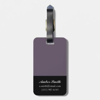 Ogaden 1999 luggage tag