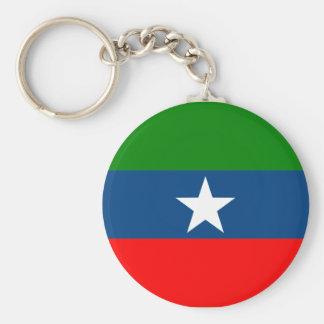 Ogaden, Ethiopia Key Ring