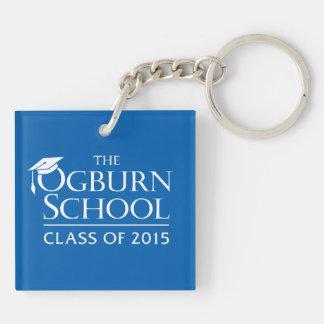 Ogburn Class of 2015 Keychain