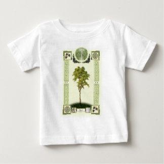 Ogham Birch Baby T-Shirt