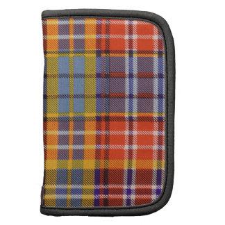Ogilvie clan Plaid Scottish tartan Organizer
