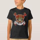 Ogilvie Tartan Skull T-Shirt