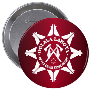 Oglala Lakota Buttons