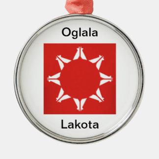 Oglala Lakota ornament