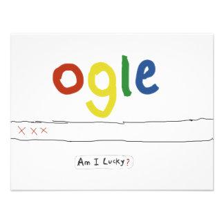 ogle_am i lucky invite