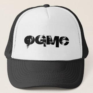 OGMC White/Black Trucker Cap